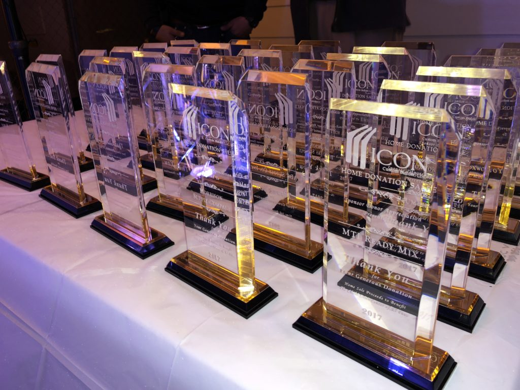 all of the awards